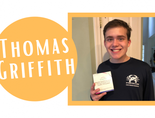 Cure CF Spotlight: Thomas Griffith