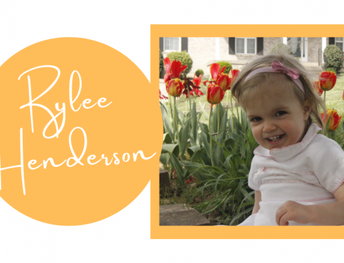 Cure CF Spotlight: Rylee Henderson